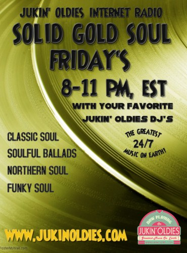 Solid Gold Soul Friday