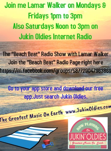 LAMAR - M-F-S Beach Beat Radio Show 01292019