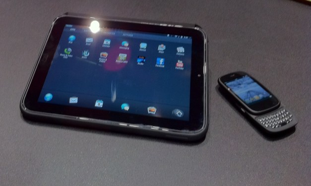 Video: HP Palm WebOS