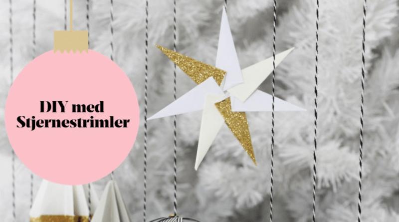 Orgami julestjerne, origami julestjerne