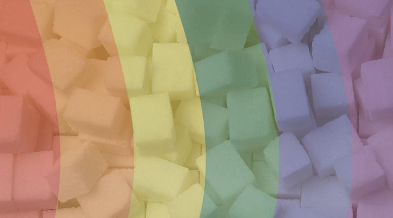 Jule DIY: Farvet sukker til kagerne