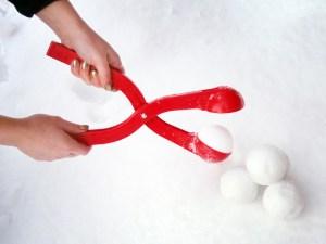 snebold laver, snabold maskine, pakkegave til pakkeleg, pakkeleg