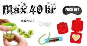 gaver til pakkeleg, pakkeleg gaver, find gaver til pakkelegen, gaven til pakkelegen, gaver til pakkeleg max 40 kr