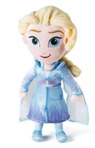 Elsa Bamse, Elsa Frost bamse, Frozen bamse, Prinsesse Elsa Bamse, Bamse med Elsa