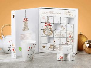 Te julekalender, te julekalender 2019, julekalender med te, the julekalender, tea julekalender, julekalender med the, voksen julekalender, voksen julekalender 2019