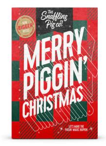 flæskesvær julekalender, julekalender med flæskesvær, anderledes julekalender til mænd, anderledes julekalender med flæskesvær