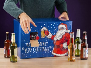 porsche julekalender, julekalender til ham, hans julekalender, mande julekalender, julekalender til mænd, øl julekalender, julekalender med øl