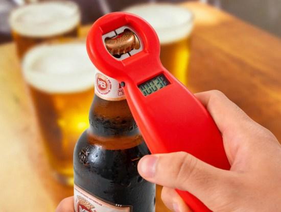 øl oplukker, øl oplukker med tæller, oplukker med tæller, øl gaver, gaver til øl elskeren, julegaver til ham, gaver til ham, gaver til manden, gaver til kæresten, gaver til morfar, gaver til farfar, gaver til pakkelgen