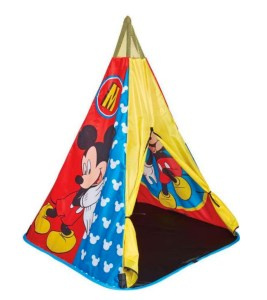 Mickey Mouse Legetelt,  Mickey Mouse telt, legetelt Mickey mouse, Gaver til 2 år, gaver til 2 årige