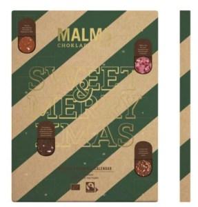 Malmö chokoladefabrik, julekalender fra Malmö chokoladefabrik, Malmö chokoladefabrik julekalender, økologisk chokolade fra Malmö chokoladefabrik, chokolade julekalender økologisk, økologisk chokolade julekalender, økologisk julekalender, økologisk chokolade