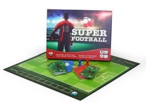 Fodbold brætspil, brætspil med fodbold, brætspil til teenagere