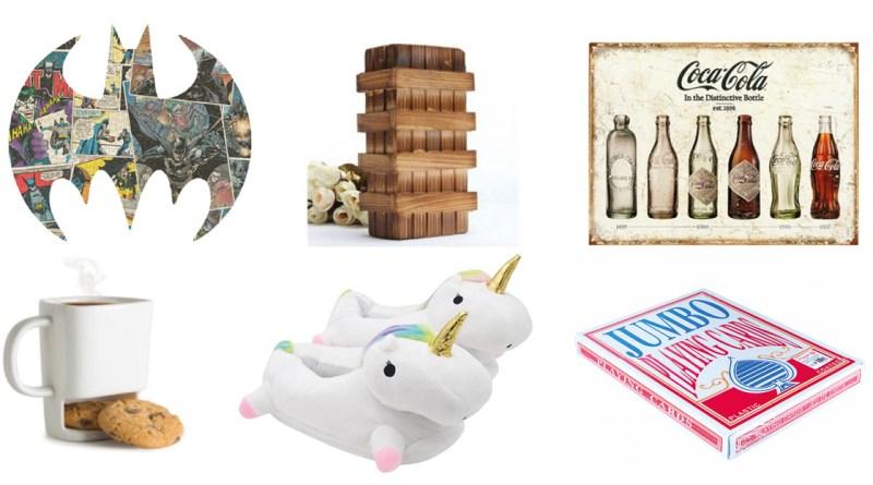 gaver til pakkeleg, børnevenlige gaver til pakkeleg, pakkeleg med børn