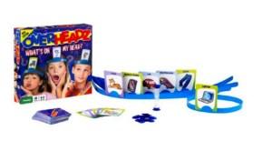 Overheadz,  Overheadz spil, brætspil til familier, sjove spil til familier, Overheadz brætspil