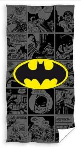 Batman Håndklæde, Håndklæde med Batman, Batman børnehåndklæde, gaver til børn,