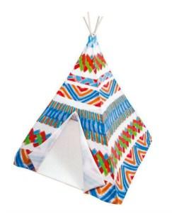 Indianer Legetelt, legetelt med indianer, legetelt til børn, legetelt til drenge, teepee legetelt