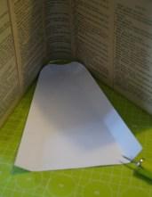 Dokumentenablage selber machen, DIY Dokumentenablage, DIY Briefablage, Briefablage selber machen, Basteln mit alten Büchern, Ordnung machen, Ordnungssystem selber machen, DIY Ordnungssystem