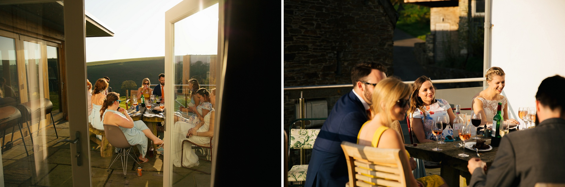 Tregulland wedding photography
