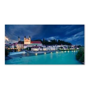 Stormy night, Steyr Austria