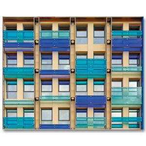 Patchwork à Perpignan par Yvon HAZE