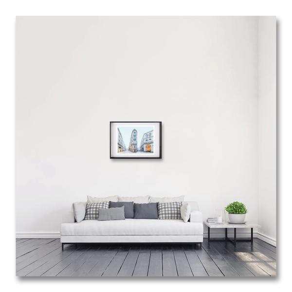 Oliver GRANT, l'architecture Nantaise, beaucoup de belles surprise. Par Yvon HAZE