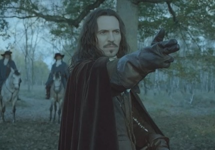 The one with the massive war, the porridge and more dead people - Versailles episode 4