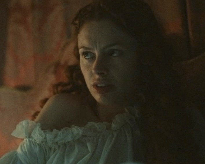 Versailles, social attitudes and the one with 'that' scene in Episode 5