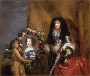 monsieur_with_his_favourite_daughter_marie_louise_versailles_pierre_mignard