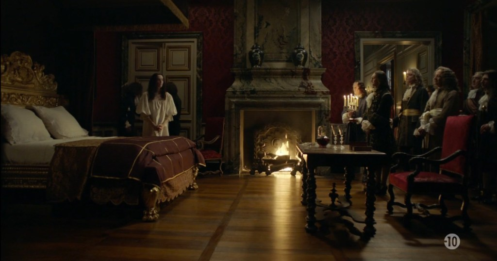 Versailles Series 2, Episode 3 - The one with the marriage bed