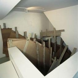 """Under Construction"", Wood, 2003"