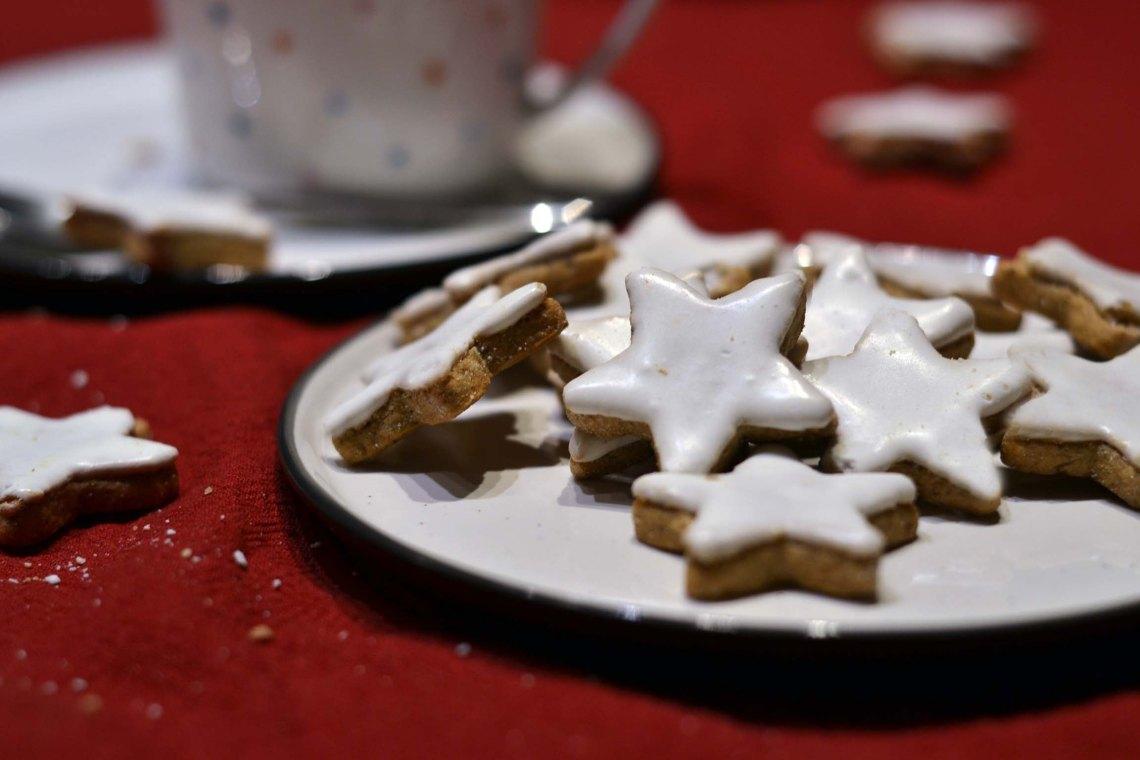 Zimtsterne Recipe Traditional German Cinnamon Cookies