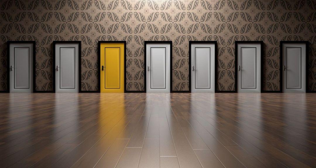Quelle est la bonne porte?