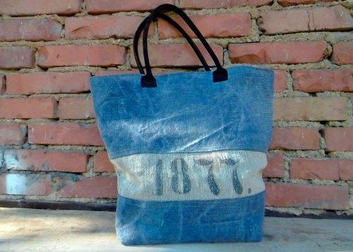 Tasche-leinen-blau