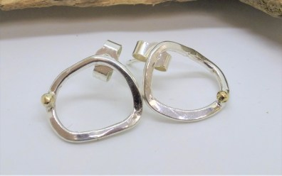 EcoSilver and EcoGold Rock Pool Studs