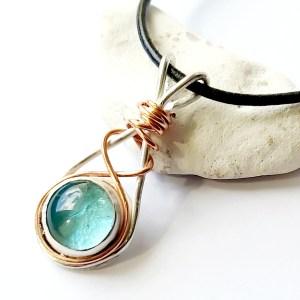 Bombay Sapphire Gin Glass Jewellery