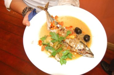 Eating well in Sardinia