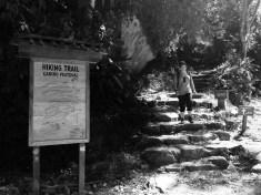 Back to the Machu Picchu park entrance, that's a wrap!