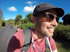 Jules & Verne on a 'Tour de Rarotonga'