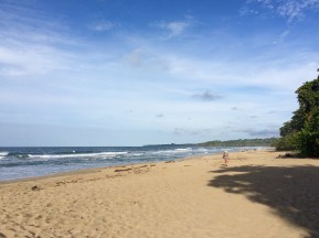 'Playa Cocles' is pretty close to Puerto Viejo