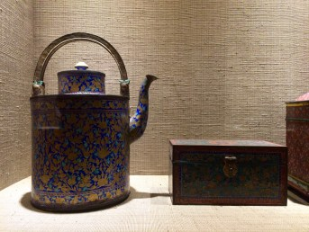 The house is now a museum, showcasing Jim Thompson's collection of Asian art