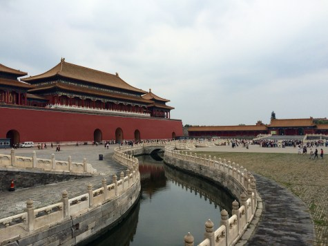 The Forbidden City is massive: in total, there's nearly 9,000 rooms