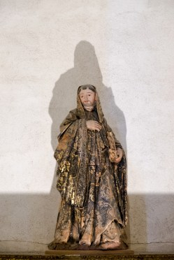Religious art in the Convent of Christ, Tomar, Portugal (58mm, 1/6s, f5, ISO 3200)