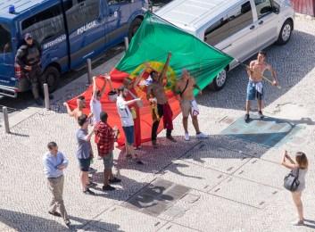 Euro 2016, Lisbon, Portugal