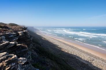 Pebble beach near Porto Covo, Portugal (16mm, 1/420s, f7.1, ISO 200)