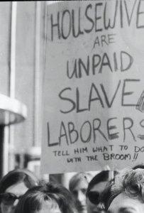 1970 Suffragette march