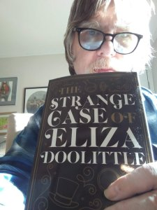 Timothy Miller and his book, The Strange Case of Eliza Doolittle