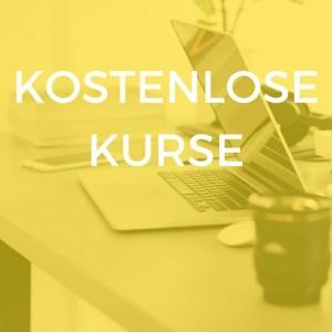 Kostenloser Blog Kurs Online Business Erfolg