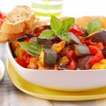 Julia Child, French Food, Ratatouille