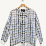 SUSTAINABLE 78% MOHAIR CARDIGAN