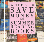 Summer Reading Books: 3 Cheap Places to Find Them