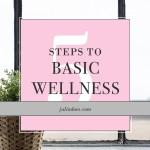 Basic Wellness in 5 Steps